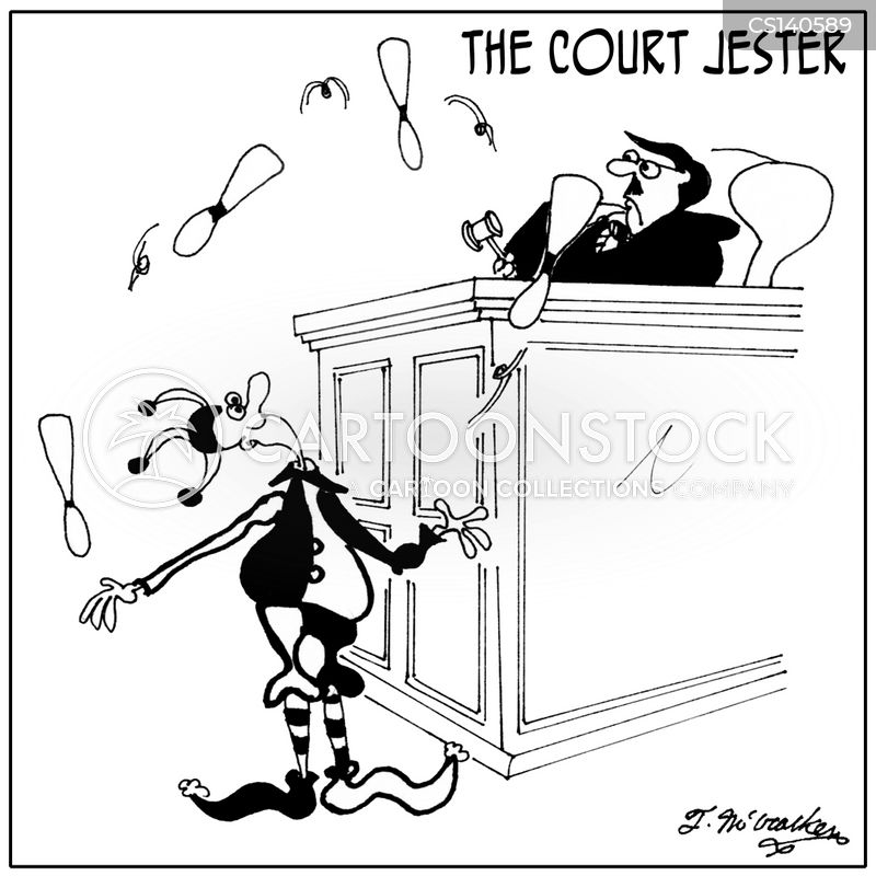 court jester comedic approach - 800×800