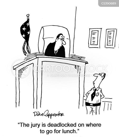 deadlock cartoon