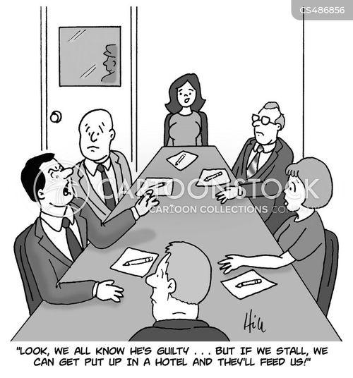 civic duty cartoon