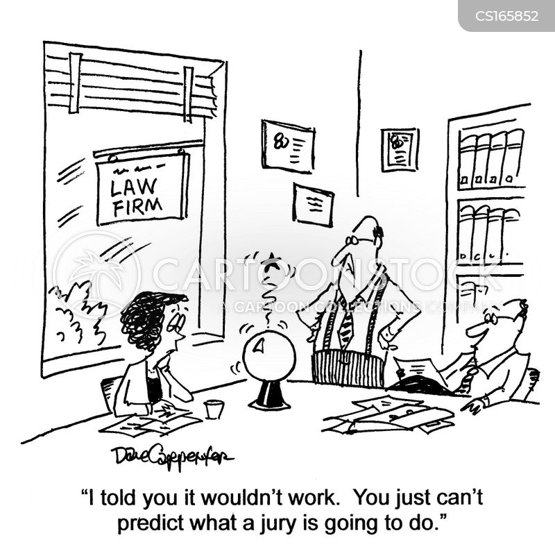 law firm cartoon