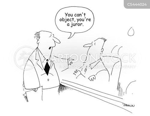 legal jargons cartoon