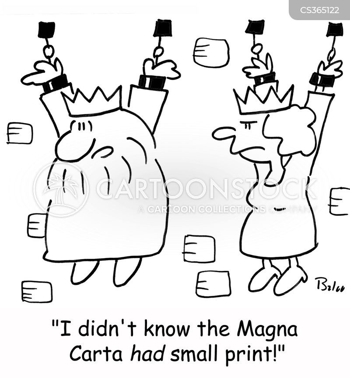 magna carta cartoon