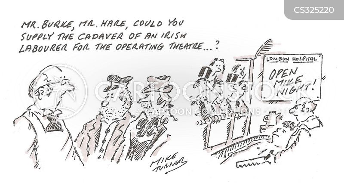 grave robbers cartoon