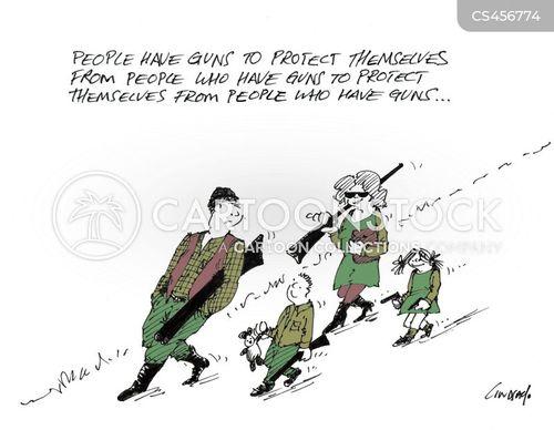 las vegas massacre cartoon