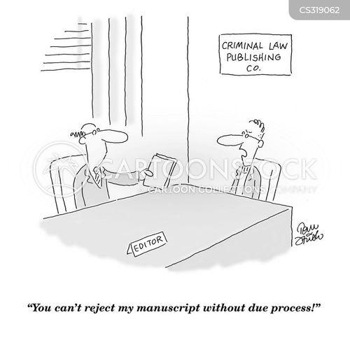 legal court cartoon