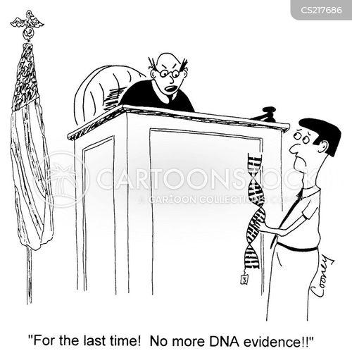 law court cartoon