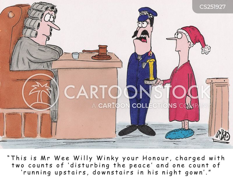wee willy winky cartoon