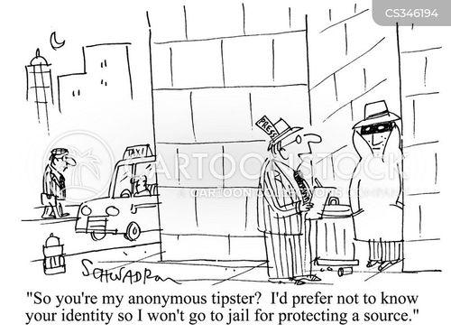 tipster cartoon
