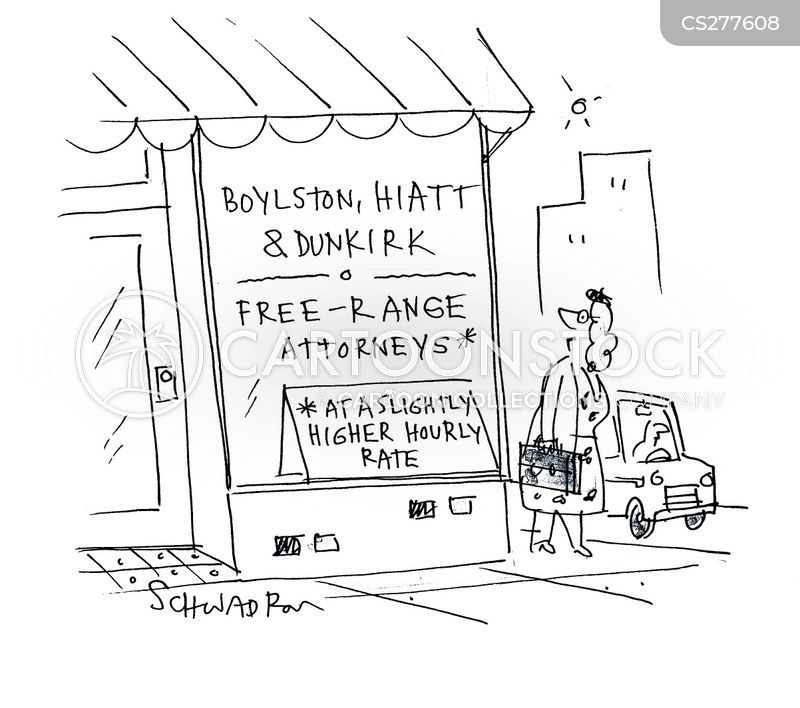 hourly rate cartoon