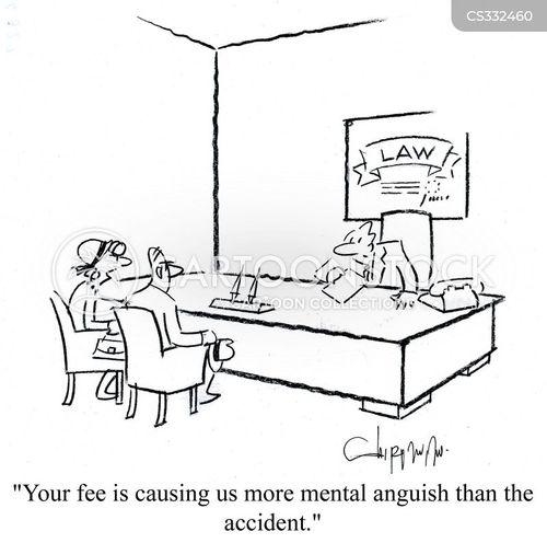 anguished cartoon
