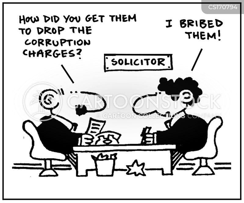 corrupted cartoon