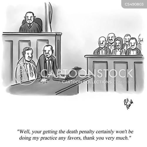 law practice cartoon
