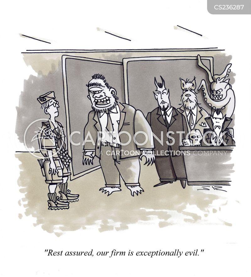 boyscout cartoon