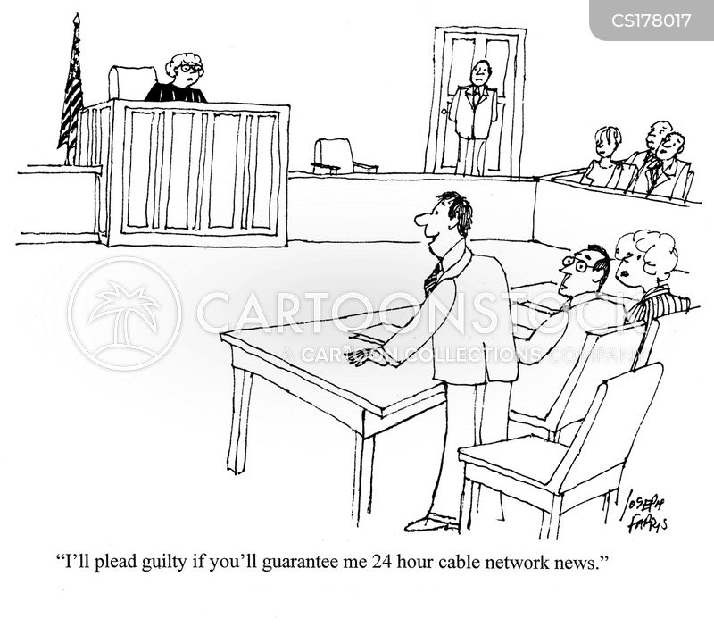 cable cartoon