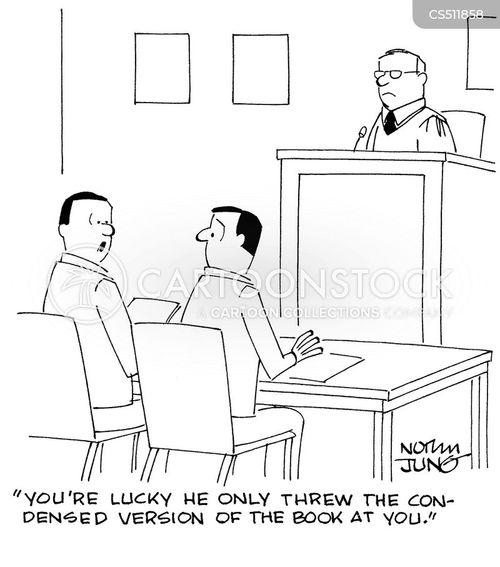 shortened cartoon