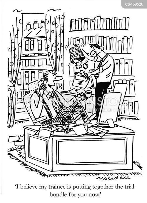 legal reps cartoon