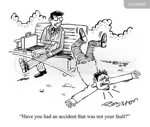 litigator cartoon