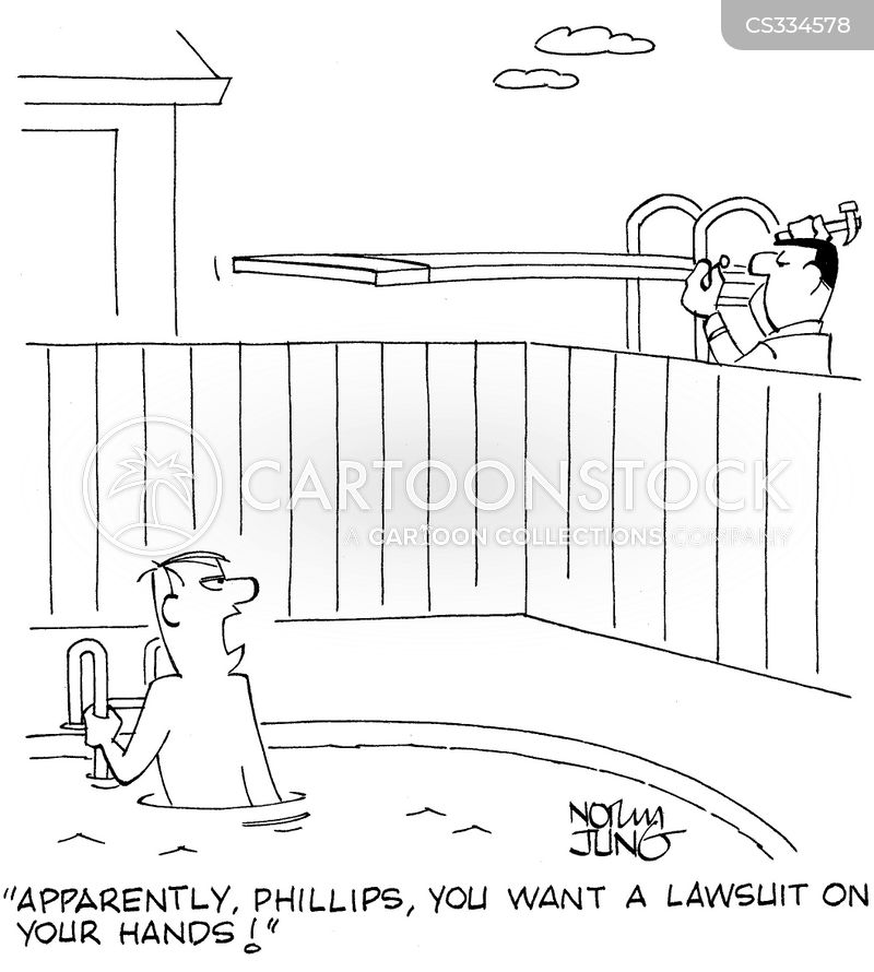 Property Dispute Cartoons and Comics - funny pictures from