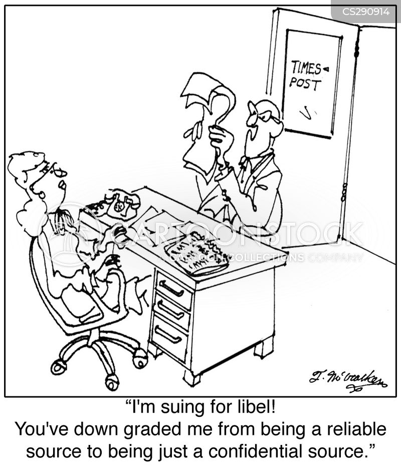reliable sources cartoon