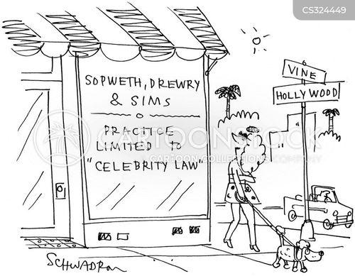 vine street cartoon