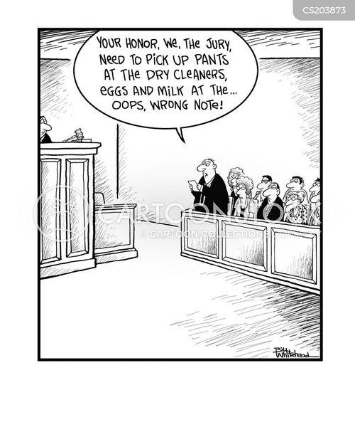 foreman cartoon