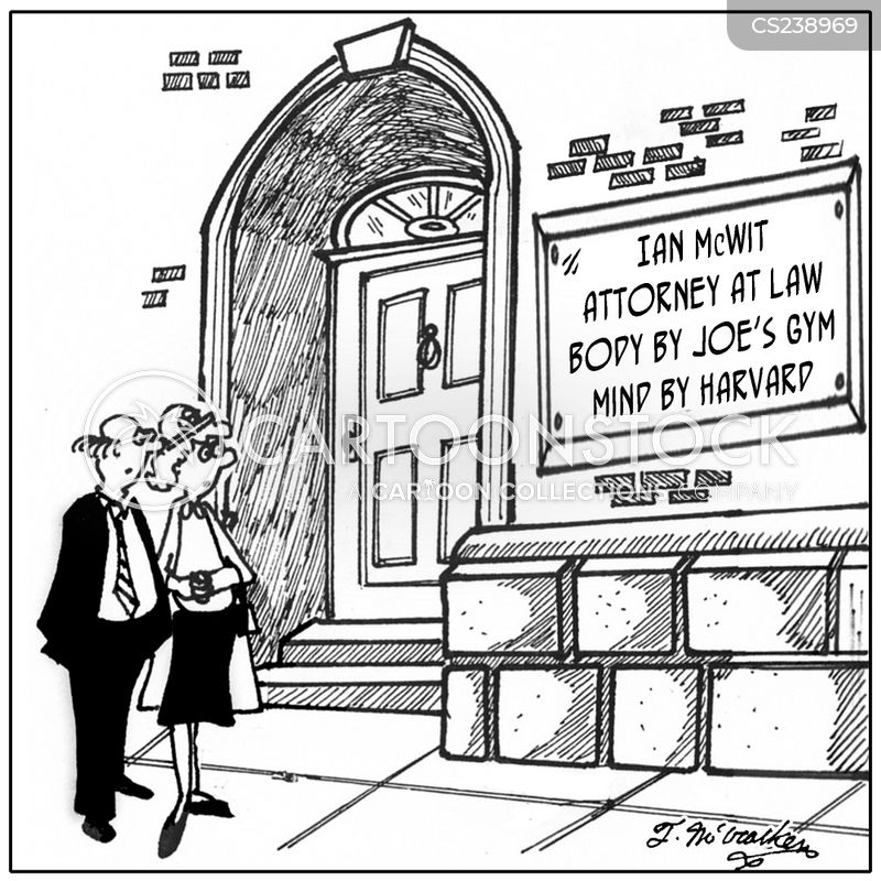 harvard cartoon