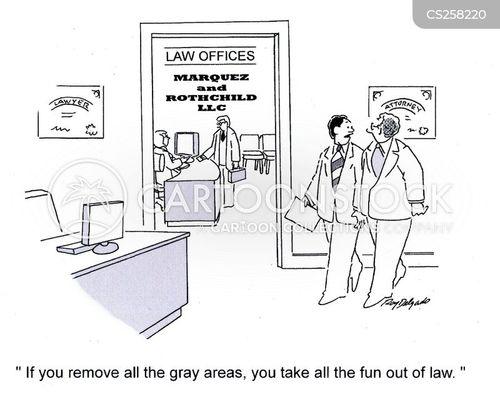 gray area cartoon