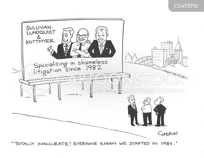 lawsuit society cartoon