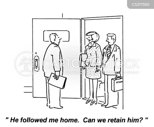 family lawyers cartoon