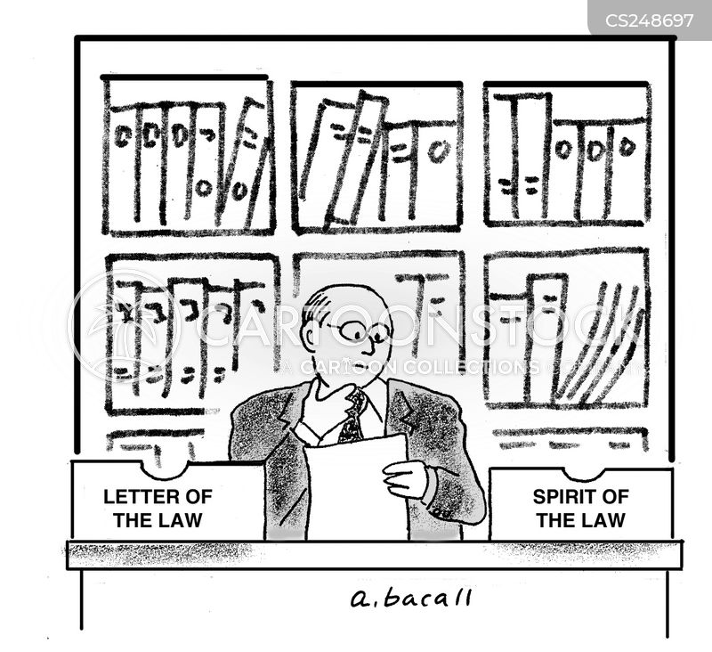 letter of the law vs spirit of the law spirit of the and comics pictures 23100
