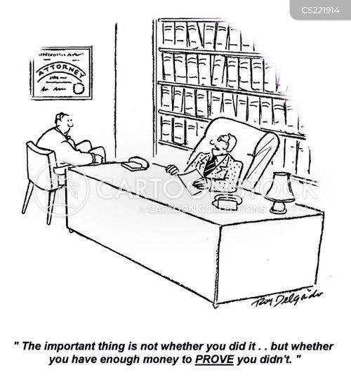 proven cartoon