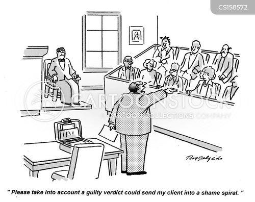 shamed cartoon