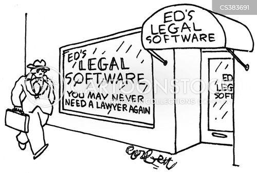 computer programmes cartoon