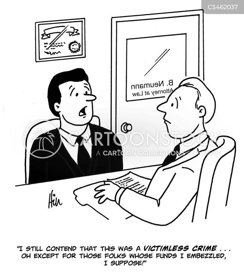 victimless crimes cartoon