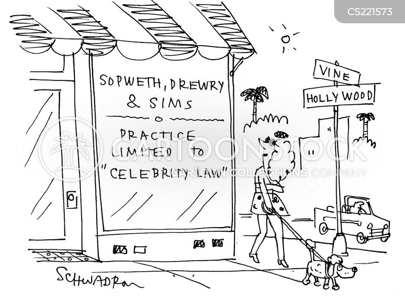 law practices cartoon