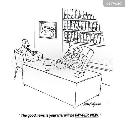 pay-per-view cartoon