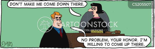 unprofessional behavior cartoon