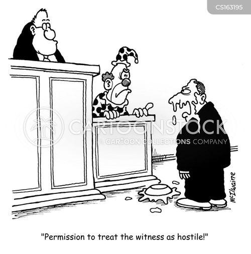 advocate cartoon