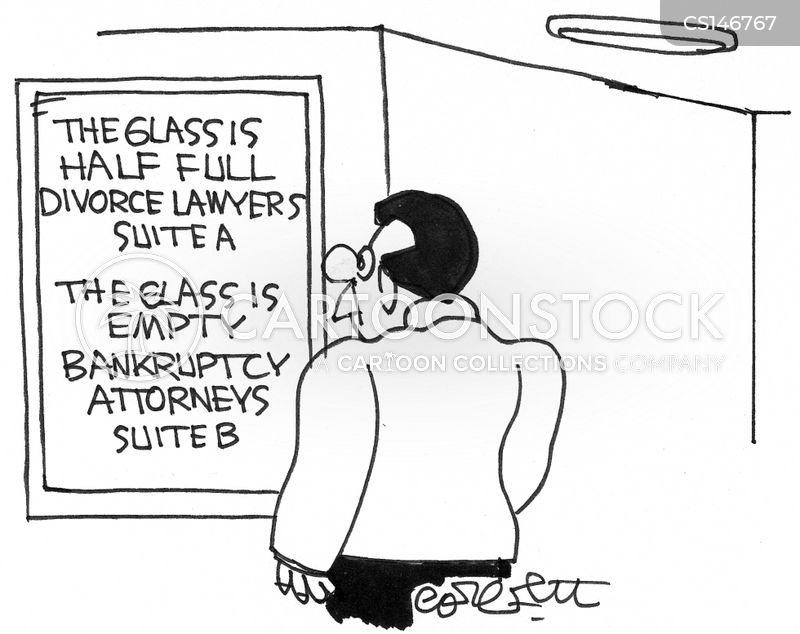 law offices cartoon