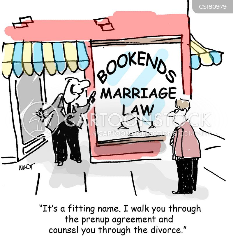 Prenuptial Agreement Cartoons And Comics - Funny Pictures From