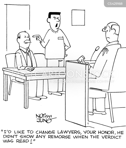 remorseful cartoon