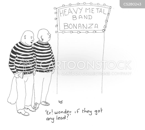 bonanza cartoon