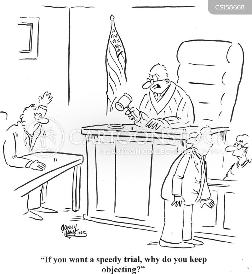 Policy And Procedure Cartoons Legal Procedures Cartoon 5 of