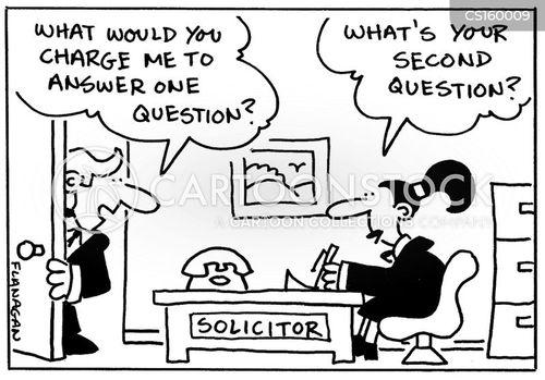 legal bill cartoon