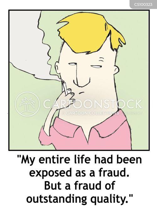 double life cartoon