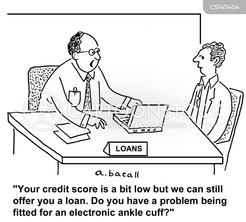credit score cartoons and comics