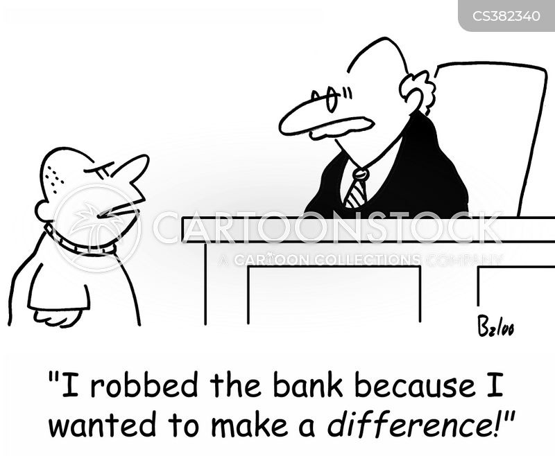 making a difference cartoon