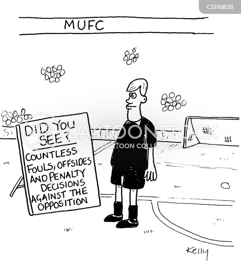 man utd cartoon
