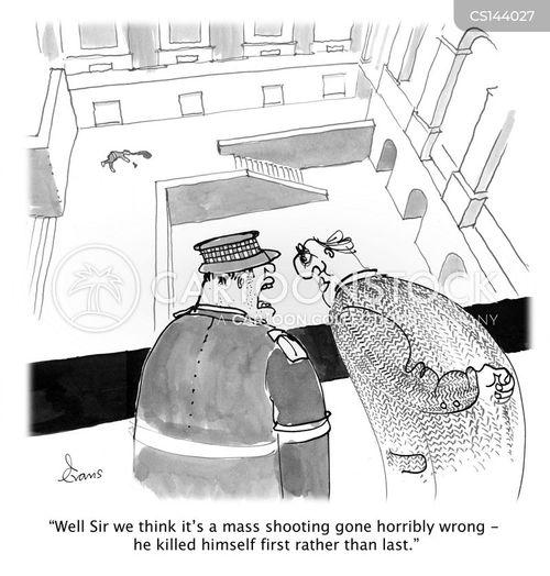 detection cartoon