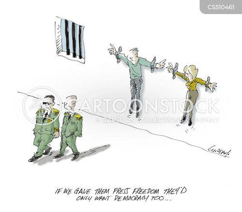 media control cartoon